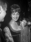 Maria Callas at Royal Opera House  1965
