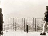 Elizabeth Taylor and Richard Burton  April 1965