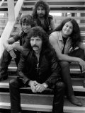 Black Sabbath  Rock Group  August 1983