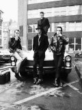 The Clash Pop Group British Punk Rock Band  1980