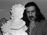 Frank Zappa Rock Musician at the Dorchester Hotel