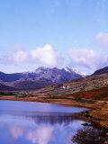 Snowdon Horseshoe Wales