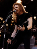 Metallica Guitarist James Hetfield