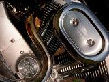 Harley Davidson Motorbike  June 1998