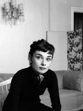 Audrey Hepburn  September 1954