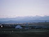 Farm in Mountain Valley - Rockies  Calgary  Banff