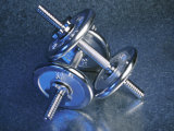 Steel Dumbbells