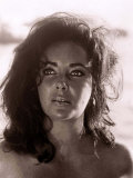 Elizabeth Taylor  January 1965