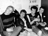 Sid Vicious Singer Punk Band the Sex Pistols with Johnny Rotten