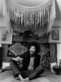 Jimi Hendrix World Famous Guitarist
