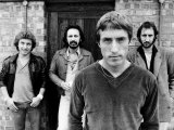 The Who with Band Members (L-R) Kenny Jones  John Entwhistle  Roger Daltrey and Pete Townshend