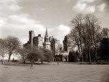 A View of Cardiff Castle Wales
