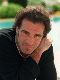 Tico Torres Drummer of Pop Group Bon Jovi and Boyfriend of Supermodel Eva Herzagova