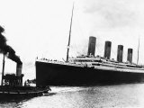 The Titanic in 1912 Proir to Maiden Voyage Brochure
