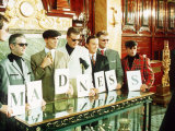 Madness Pop Group Will Star in a Television Advertising Campaign for Sekonda Watches