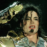 Michael Jackson in Concert at the Don Valley Stadium in Sheffield  1997
