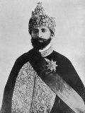 Haile Selassie Emperor of Ethiopia