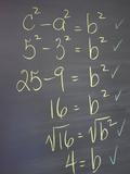 Algebra Equation on Blackboard