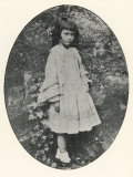 Alice Liddell Alice Liddell Aged About Ten