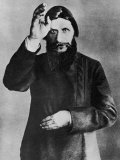 Grigori Rasputin Russian Mystic and Court Favourite in 1912