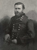 Ulysses S Grant American Civil War General and Later President
