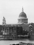 St Pauls Across Thames