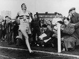 R Bannister Runs Mile
