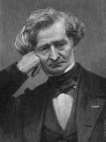 Hector Berlioz the French Composer in Middle Age