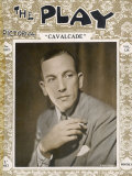 "Noel Coward at the Time of His Play ""Cavalcade"" in 1931"