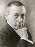 Sergei Rachmaninov Russian Composer