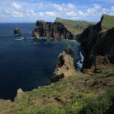 Ponta De San Lourenco  Madeira  Portugal