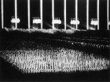 "Albert Speer's ""Cathedral of Light"" at the Nuremberg Rally"