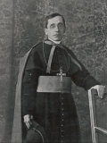 Pope Benedictus XV (Giacomo Della Chiesa) at the Time of His Election
