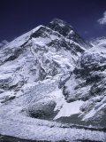 Mount Everest and the Landscape That Surrounds It  Nepal