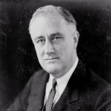 Franklin Delano Roosevelt  circa 1933