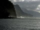 Cliffs of Kuai  Hawaii