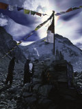 Puja Ceremony at Everest Base Camp