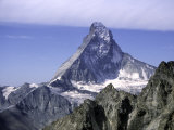 North Face of Matterhorn  Switzerland