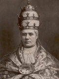The Papal Tiara Worn by Pope Pius X