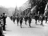 World War I Veteran&#39;s Parade