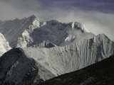 Mount Nupste from the Northside  Tibet