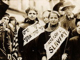 Protest against Child Labor  New York  1909