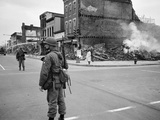 1968 Washington DC Riot Aftermath