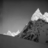 Mitria Peak (6100 Meters)  Area Surrounding the Circo Concordia  Karakorum