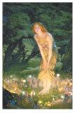 Midsummer Eve  c1908