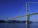 Tacoma Narrows Bridge  Washington  USA