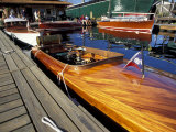 Antique and Classic Boat Show  Center for Wooden Boats  Lake Union  Seattle  Washington  USA