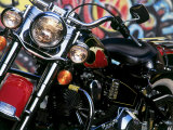 Harley Davidson Motorcycle