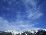 Franconia Ridge  White Mountains  New Hampshire  USA