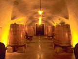 Wine Caves at the Viansa Winery  Sonoma County  California  USA